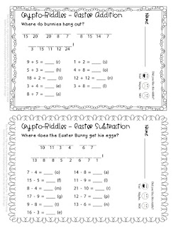 The Puzzle Den - Easter Crypto-Riddles