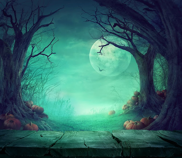 Beautiful Images of Halloween Background