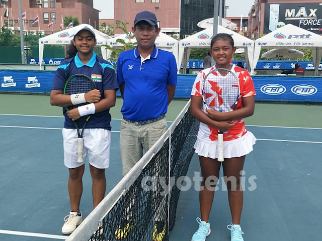 Junior Fed Cup: Jessica Christa dkk Harus Akui Ketangguhan India