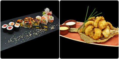 restaurante kurai comida japonesa