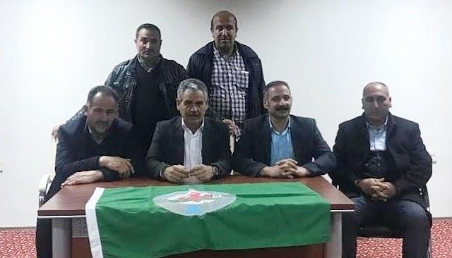 Almas'tan delegelere teşekkür mesajı