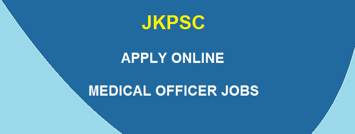 JKPSC (Medical Officer Allopathic-1000 Posts) Recruitment 2018 @jkpsc.nic.in