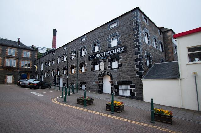 Oban-Distilleria