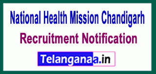 National Rural Health Mission NRHM Chandigarh Recruitment Notification