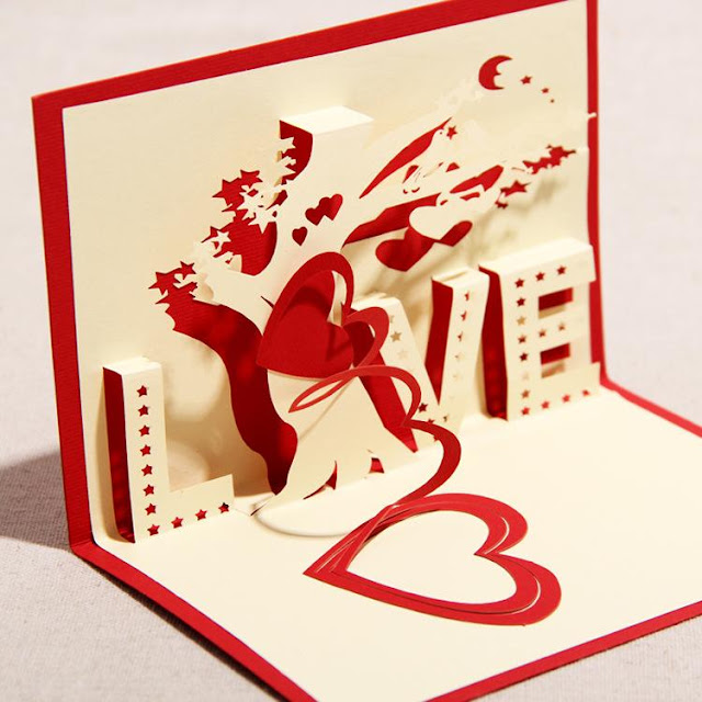 Valentine Day Greeting Card Download Free card Design
