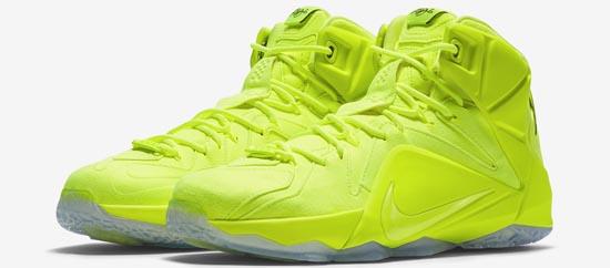 buy popular 49846 2404e Nike LeBron 12 Ext