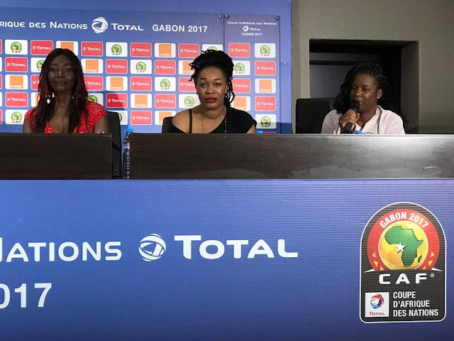 All-Women themed 2017 AFCON