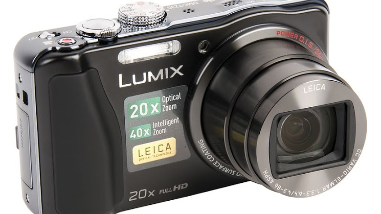 Panasonic DMC-TZ30 Software and Firmware Download
