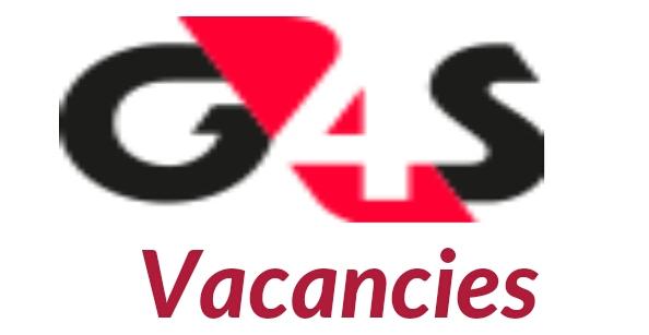 G4S recruitment 2019