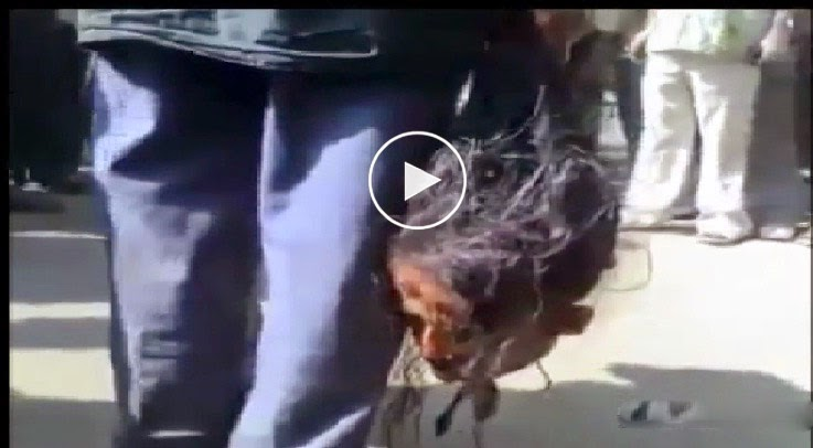 Husband beheaded wife after he caught illegal affair