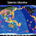 ALERTAS: 7 sismos se han registrado en España , en las últimas horas.