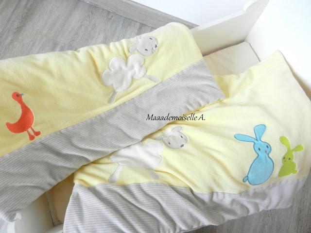 || Accessoires de sommeil pour poupée ; lit, matelas, gigoteuse, oreillers et couvertures (Couture et Bricolage)