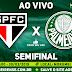 Jogo São Paulo x Palmeiras Ao Vivo 30/03/2019