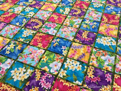 Holly's Hawaiian Quilt