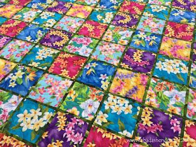 Holly's Hawaiian Quilt