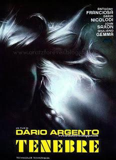 Tenebre, Dario Argento