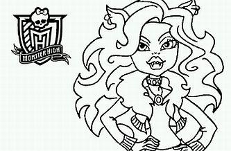 Banco De Imagenes Y Fotos Gratis Monster High Dibujos De