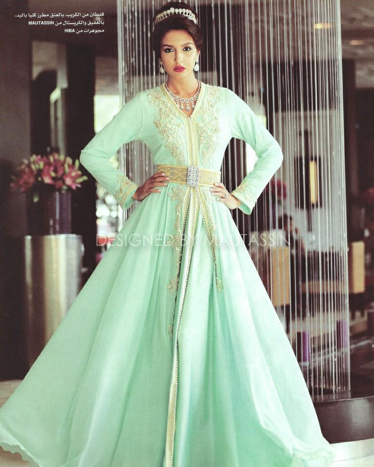 Caftan 2018 2017 vente takchita robes marocaines for Robes de mariage haut de gamme