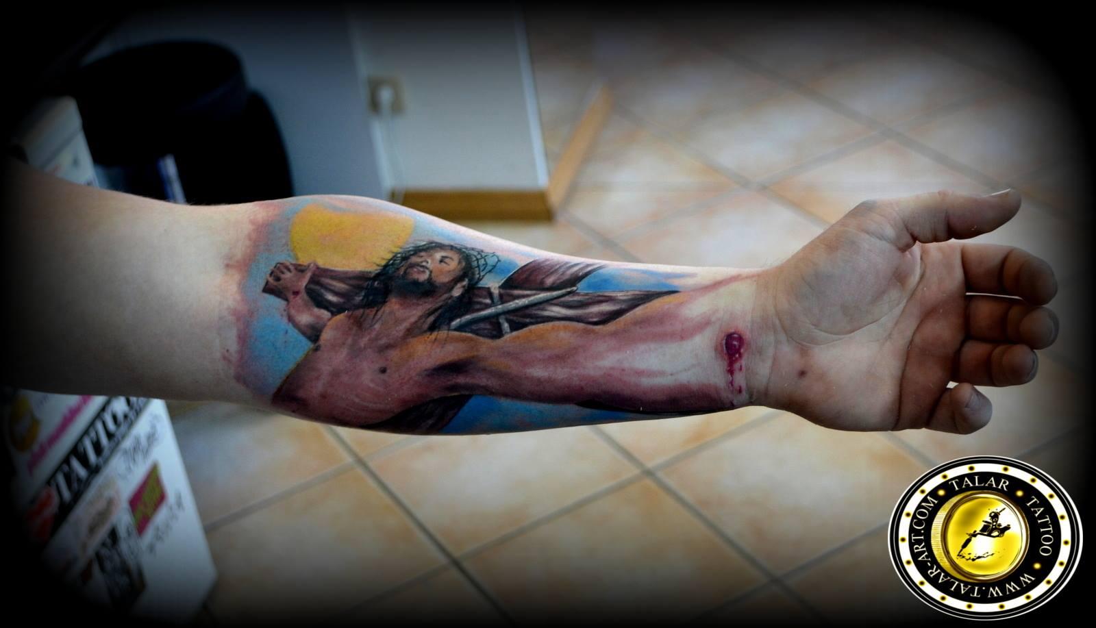 Talar Tattoo Słubice Pielegnacja Tatuażu