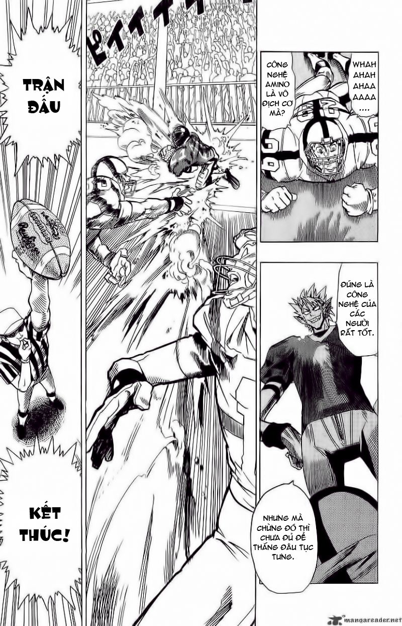Eyeshield 21 chapter 99 trang 7
