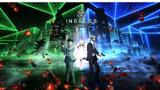 Ingress the Animation Batch eps 1-11 Subtitle Indonesia
