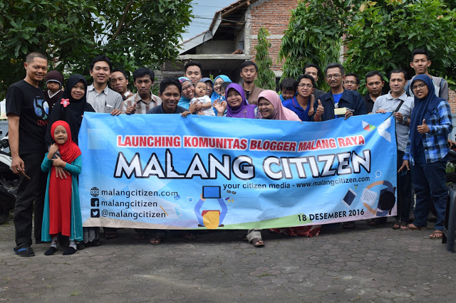 Momen Seru, Launching Malang Citizen