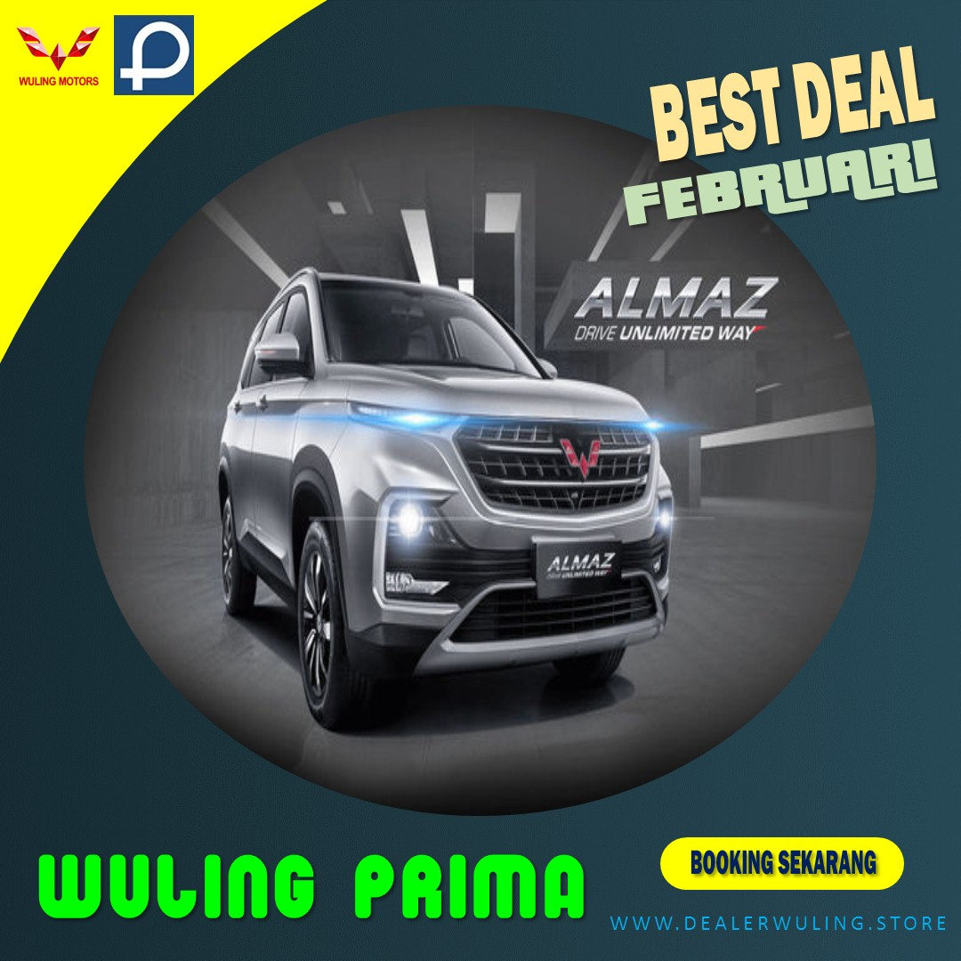Promo Special Wuling