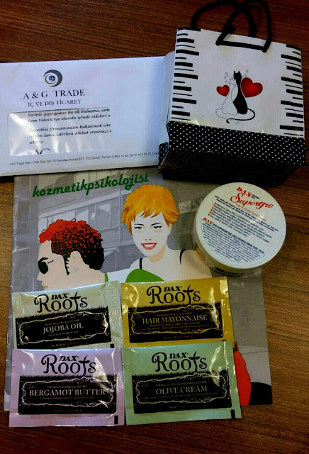 Dax Roots, kozmetikpsikolojisi