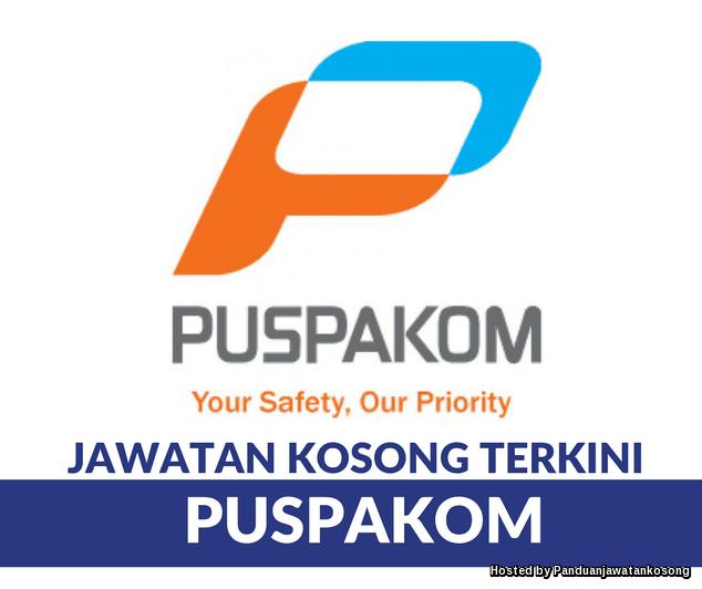 Iklan Jawatan Kosong Puspakom Sdn Bhd (1 Jun 2018)