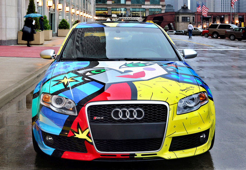 Car Design And More: Fashionable Car Paint Design