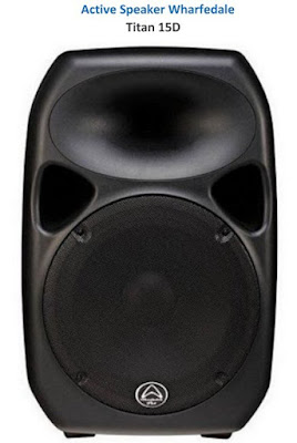 Harga Speaker Wharfedale Pro Titan 15D
