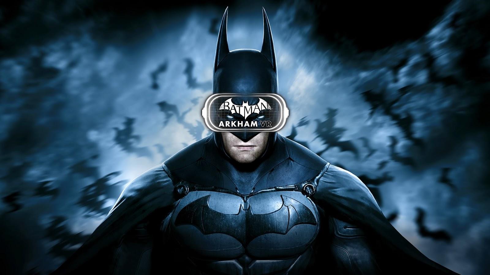 Programa 10x21 (31-03-2017) 'Batman Arkham VR'   CxreI
