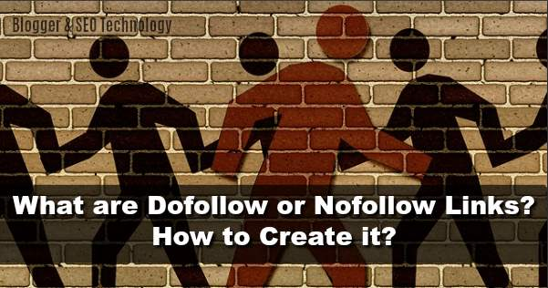 what is dofollow and nofollow links