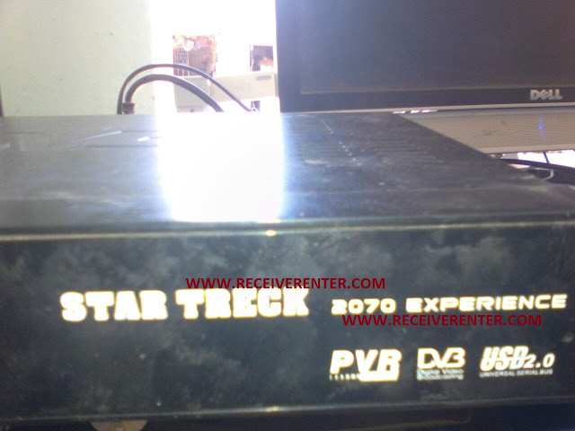 STAR TRACK 2070 EXPERIENCE HD RECEIVER BISS KEY OPTION