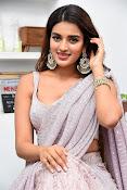 Nidhi Agarwal at Ismart Successmeet-thumbnail-16