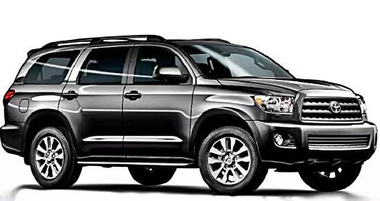 2018 Toyota Sequoia Redesign