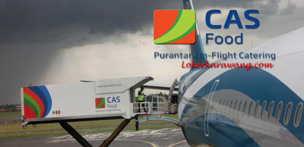 Lowongan Kerja PT. Cardig Aero Services Tbk Terbaru
