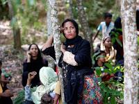 Innalillah !! Tentara Myanmar Kejam dan Menggila, Bunuhi Bayi-bayi Rohingya, Bakar Masjid