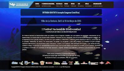 Screenshot Festival der Artenvielfalt