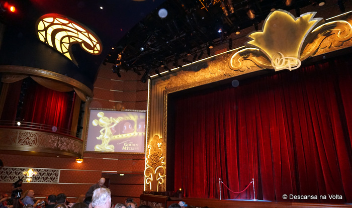 Teatro do Disney Dream