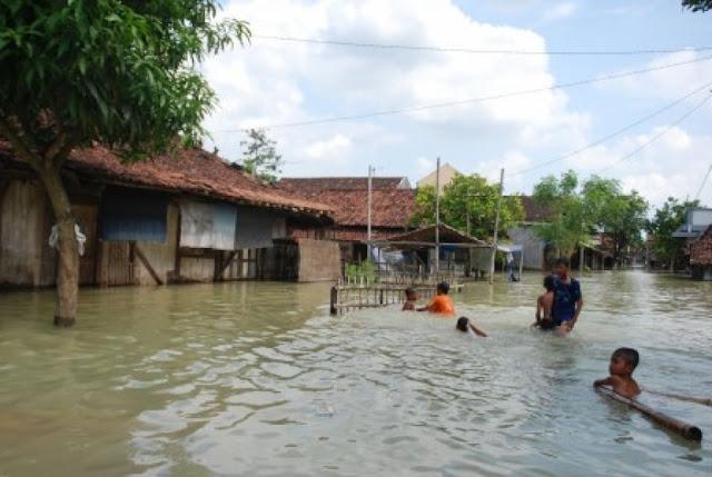 BPBD Mulai Data Kerugian Banjir Pidie