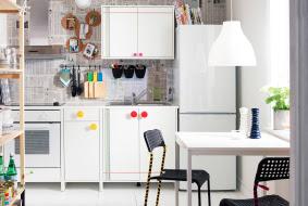 Berbagai Macam Keuntungan Membeli Lemari Dapur di Ikea