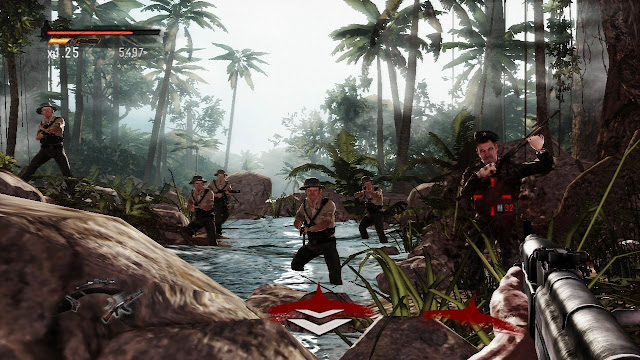 Rambo The Video Game Free For PC