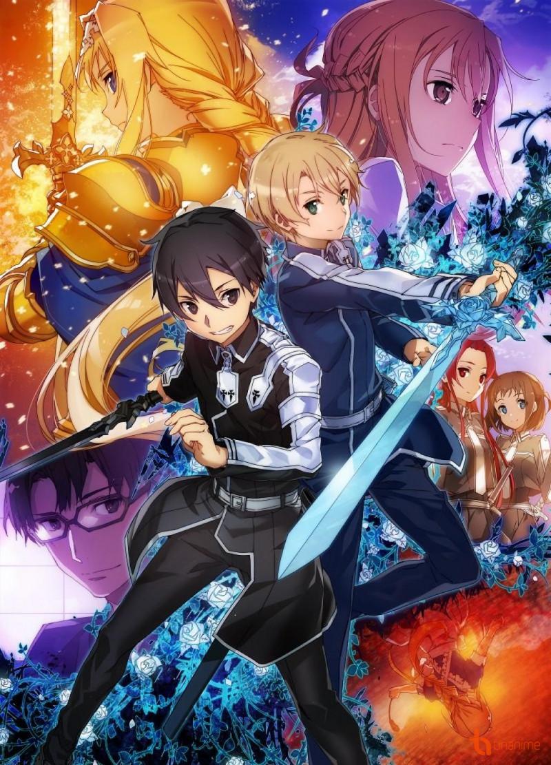 Sword Art Online: Alicization - Sword Art Online: Alicization (2018)