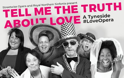Tell me the Truth about love - Streetwise Opera