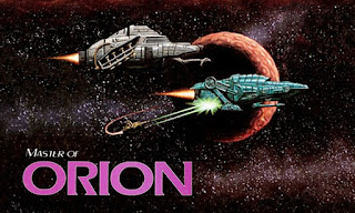 Videojuego Master of Orion