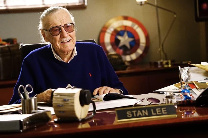 Мстители Финал, Avengers Endgame, Стэн Ли, последнее камео Стэна Ли, Marvel, MCU