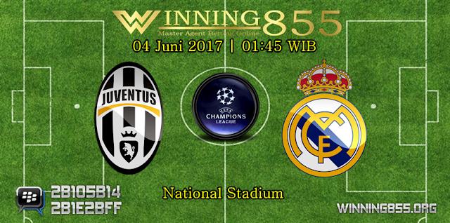 Prediksi Skor Juventus vs Real Madrid 04 Juni 2017