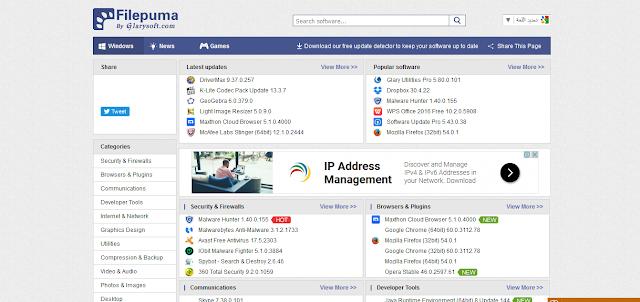 أوثق المواقع المجانية للتحميل برامج الويندوز Windows