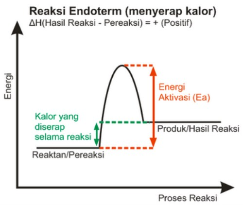 Reaksi Endoterm